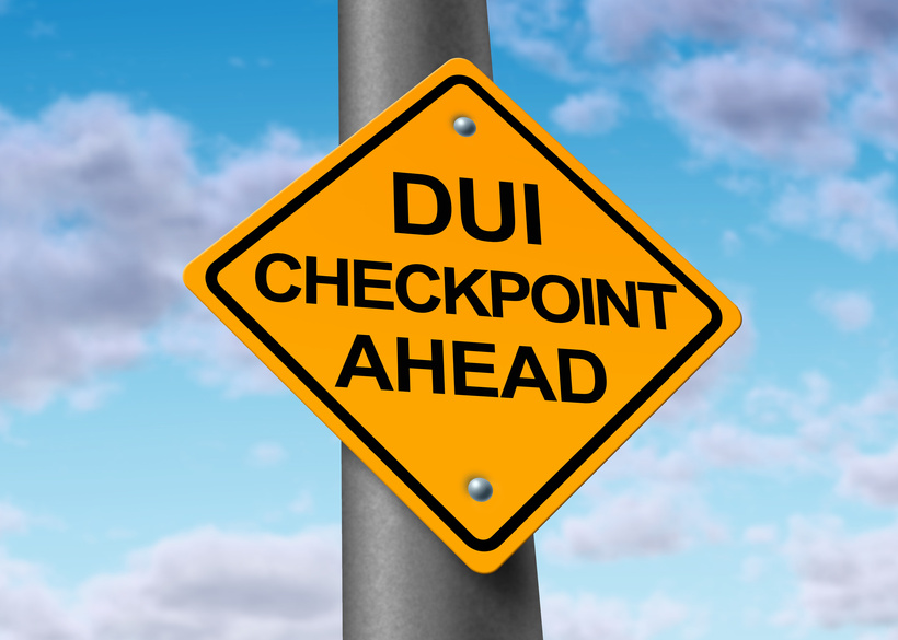 North Carolina DWI Checkpoints - Are they legal?