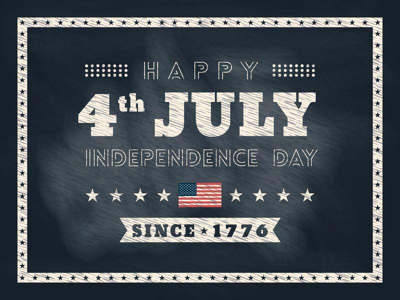 Happy 4th July Bill Powers