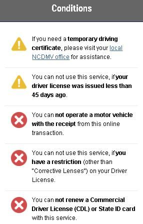 want to renew your license online?
