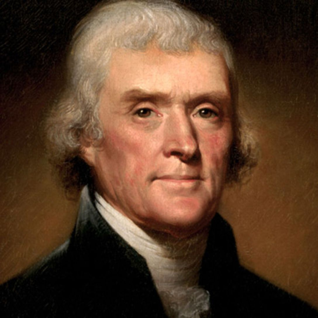 Thomas Jefferson United States