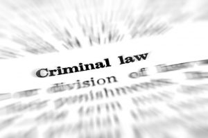 Indictment Criminal Law