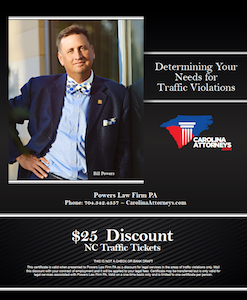 Traffic Tickets discount