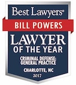 Bill Powers Lawyer of the Year 2017