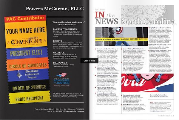 Powers Landreth PLLC Publication