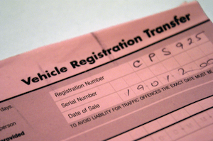 Vehicle Registration Transfer