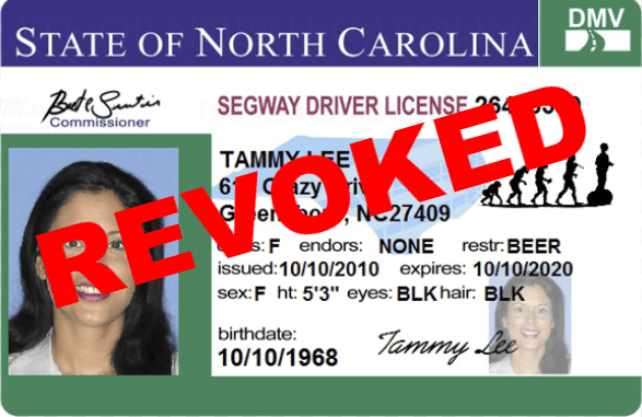 DMV hearings license revocation restoration